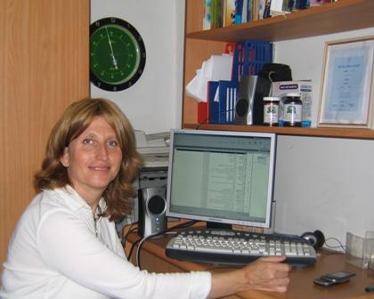 דוקטור לנטורופתיה גב' שושנה קנדל בקליניקה
