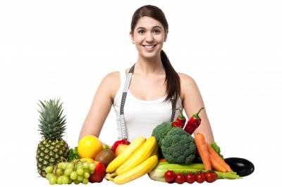 שמירה על תזונה נכונה (By stockimages)